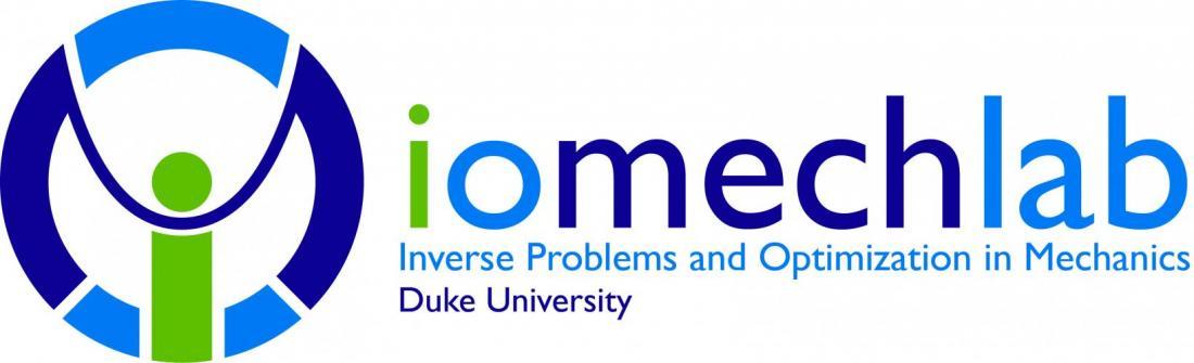 IOMech Lab Logo (created by Clay Sanders)
